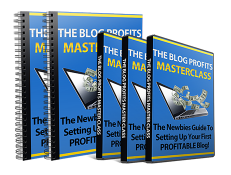 PLR blog profits masterclass - ready to sell course